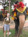Anča se slonem