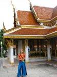 Anča ve Wat Rajnadda