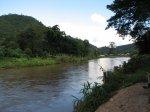 Řeka Maethang - již klidná